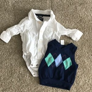 Other - 3-6 month outfit